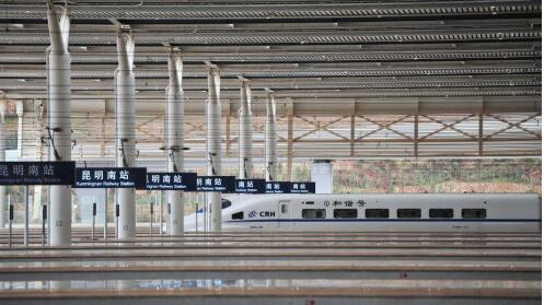 直击京沪高铁复兴号提速至350公里 体验全球最快速度