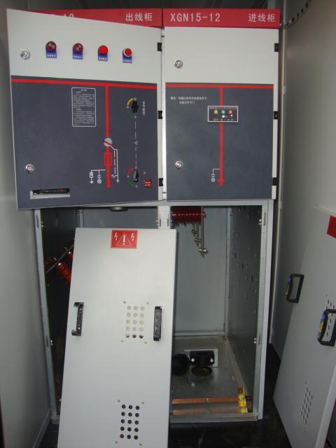 氟化硫环网柜