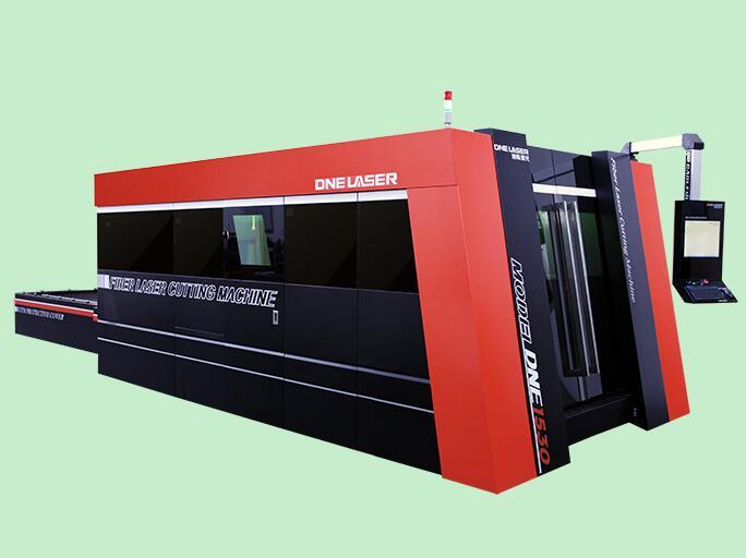 4000W高功率光纤激光切割机