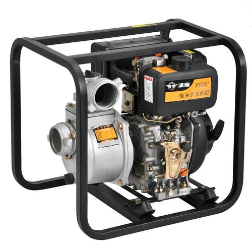 汉萨3寸小型柴油消防水泵