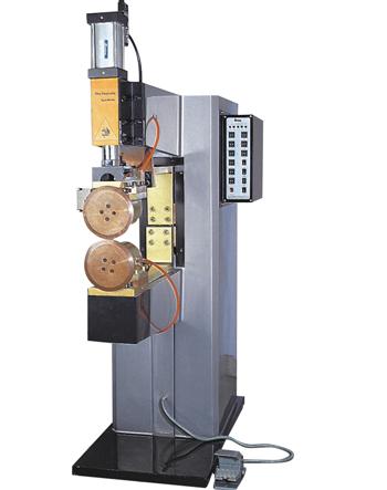 FN-100型缝焊机