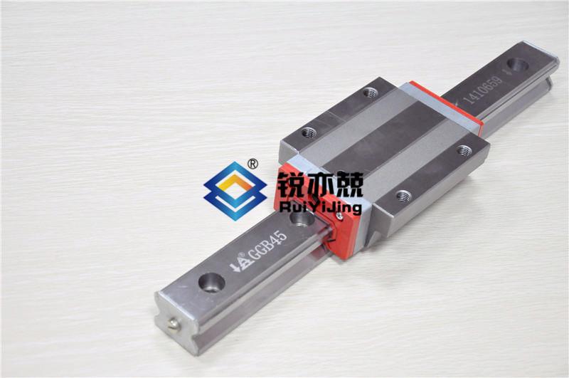 AZI南京工艺直线导轨滑块 耐高温导轨 篦冷机GGB45AALT1P3X465-5