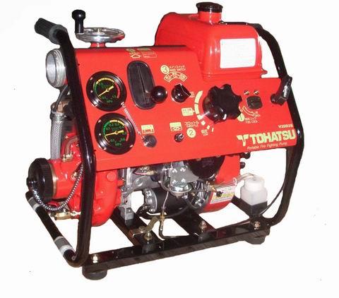 """日本""""东发""""V20D2S手抬式机动泵"""