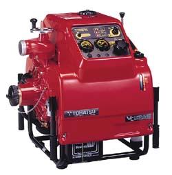"""日本""""东发""""VC52AS 手抬式机动泵"""