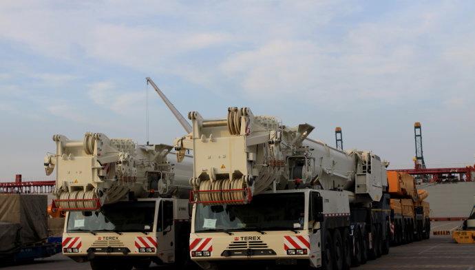 3.2吨盾构吊车电路图