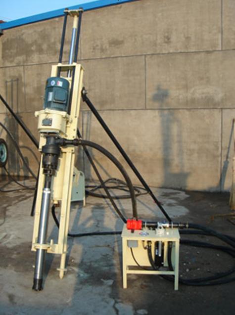 QZJ100D潜孔钻机
