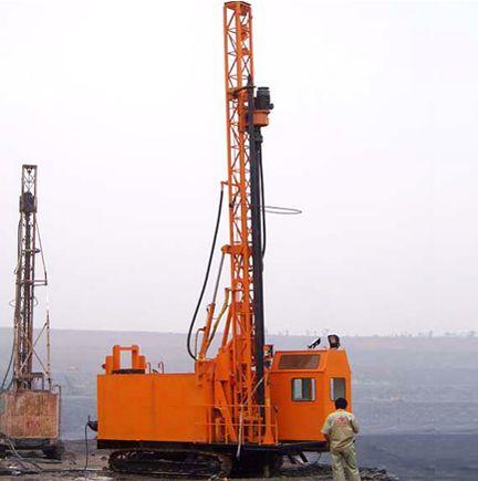 KQG150Y高风压潜孔钻机