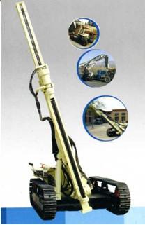 100B低风压履带式潜孔钻机