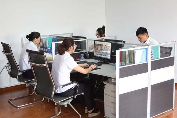 温州瑞光印刷机械有限公司-办公室一角