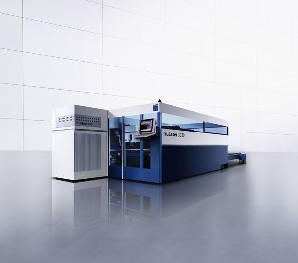 TruLaser 3030 (L20) 激光切割机