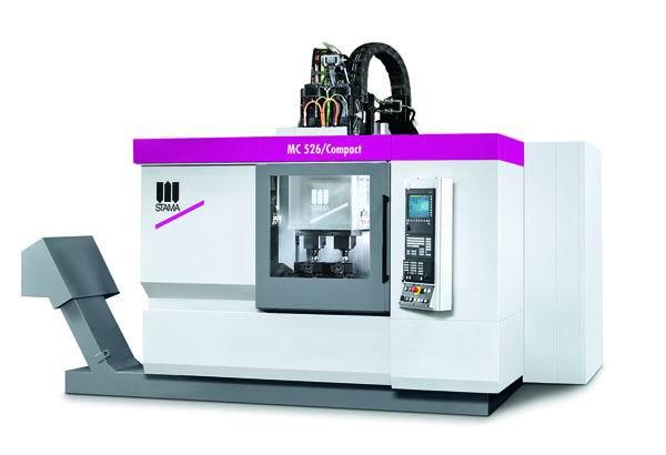 MC526/compact单工位立式加工中心