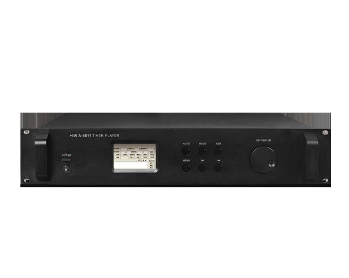 四川 成都 HiVi 惠威 A-8611定时播放器 代理销售.png