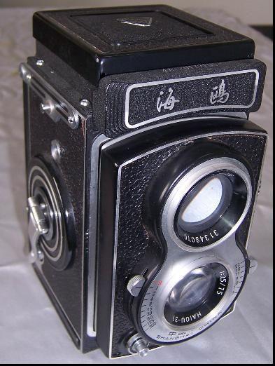 从此海鸥飞出上海,一度成为中国照相机工业的标杆.