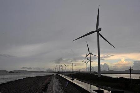 浙江千亿民资投向风电设备制造领域