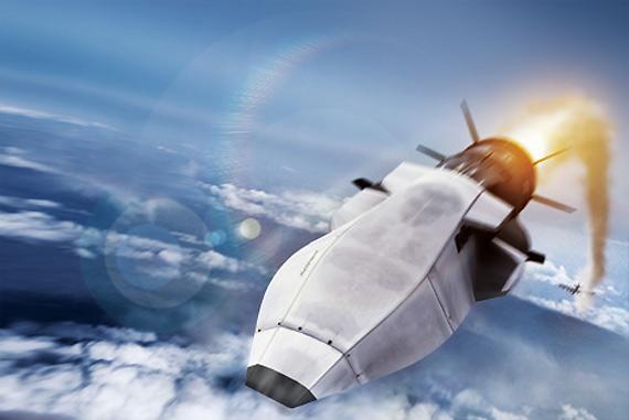 X-51A验证机进行首次高超声速飞行试验