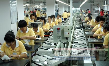 加薪潮下的中国工人