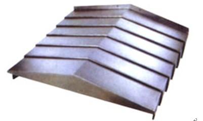 钢板防护罩 机床防护罩