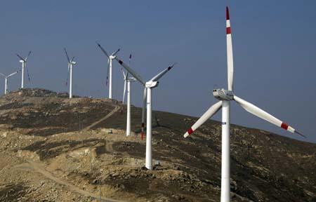 风电的发展最少应该看5年
