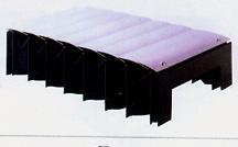 铠甲式机床导轨防护罩