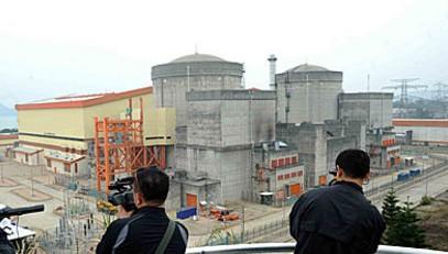 中国将进入世界核电大国行列 拟立法确保核电安全