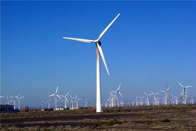 前四月甘肃省风电发电量突破二十四亿千瓦时