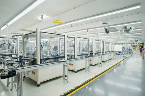 自动设备将解决制造业劳动力问题