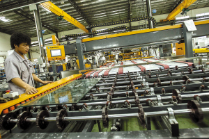 顺德装备制造业增长 前4月增幅达29.5%
