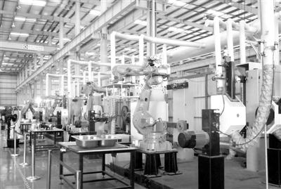 广东顺德产业转型升级 抢占先进装备制造产业高地
