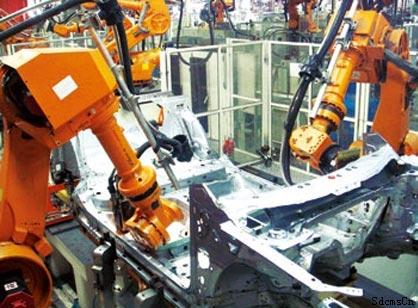 废纸 手工制作机器人