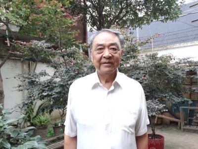 市政协原主席施国兴畅谈扬州工业发展变迁