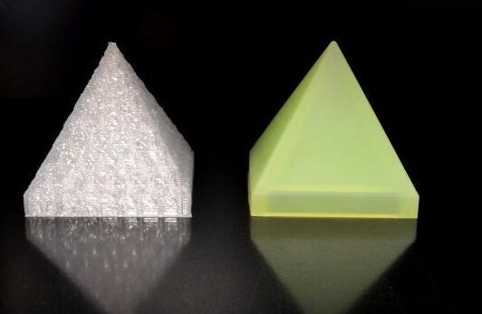 可即时低温紫外固化的硅树脂3D打印机