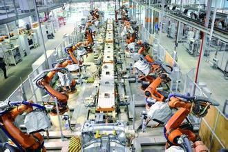 中国又一制造业将腾飞 机器人的时代已崛起!