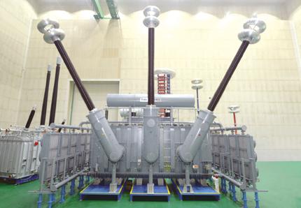 世界最大容量现场组装式变压器研制成功