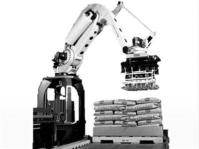 需求呈迸发式增长 机器人正踩着快板的节拍走来(附图)