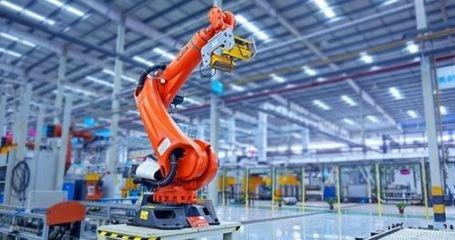 机床企业开拓新产业 进军机器人领域