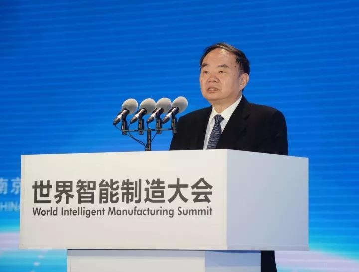中国工程院院长周济:智能服务是新一代智能制造主题