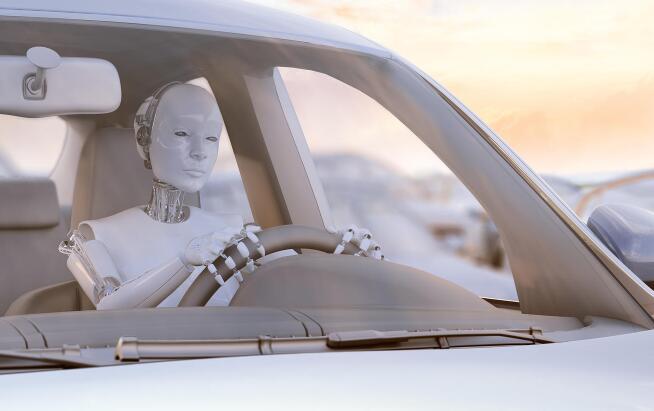 又一巨头汽车计划2019年大量投放自动驾驶出租车