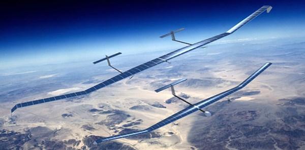 全球超长航时太阳能无人机重点研发企业