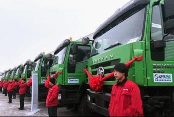 乌市1200辆黄标渣土车将禁止上路作业  新疆市政环卫专题展7月举行
