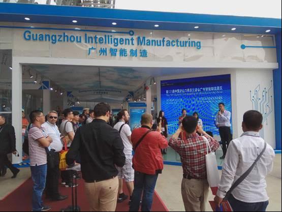 第121届广交会广州智能制造展示区成功举办