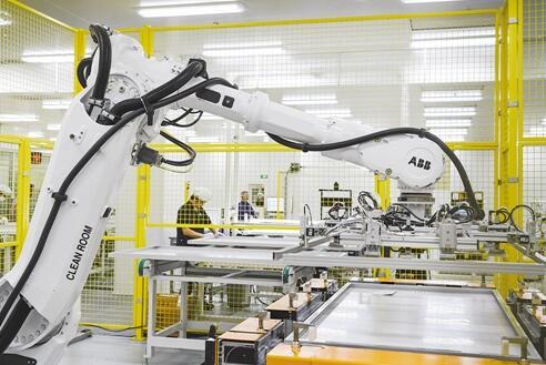 制造业开启智慧转型路