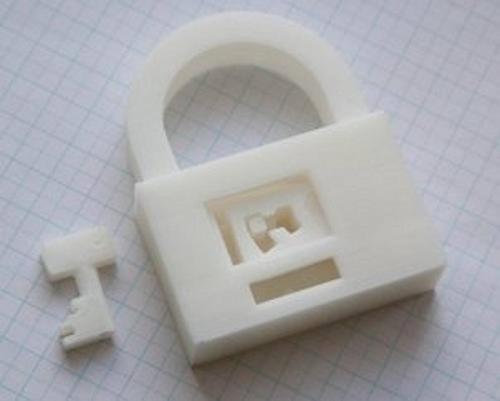 从文件到材料 3D打印版权保护可从多角度入手