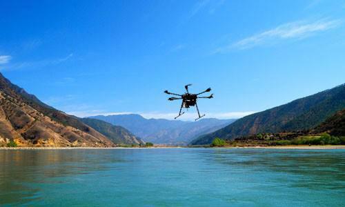 """无人机界的""""及时雨"""" 遥感技术服务于哪些领域?"""