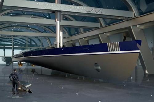 2030年前3D打印技术或可制造出整个超级游艇