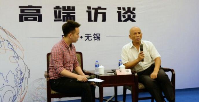 赛伯乐朱敏:中国应聚焦工业物联网 提升智造水平
