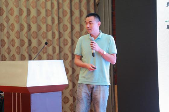 陈岳明:精准定位与导航 让机器人迈开第一步