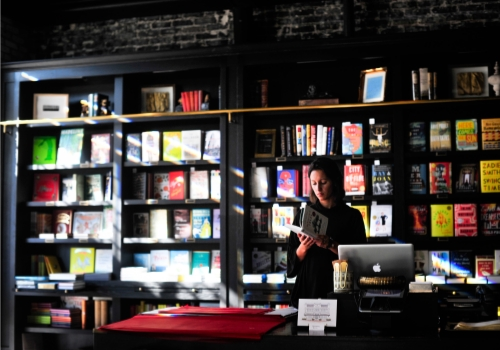 实体书店走上复兴之路 智能制造技术奉献神助攻
