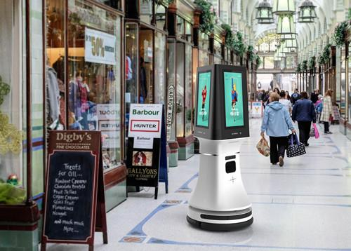 关于服务机器人那些你所不知道的事儿