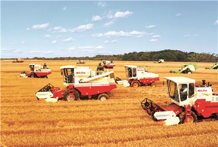 辛国斌:做好六项重点工作 推进农机装备转型升级