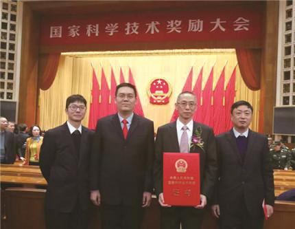 多氟多研发的锂离子电池材料关键技术荣获国家科技进步二等奖